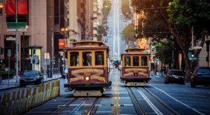 san francisco cable car visiter les villes les plus ecolo au monde