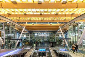 Transfert entre l'aéroport d'Oslo et le centre