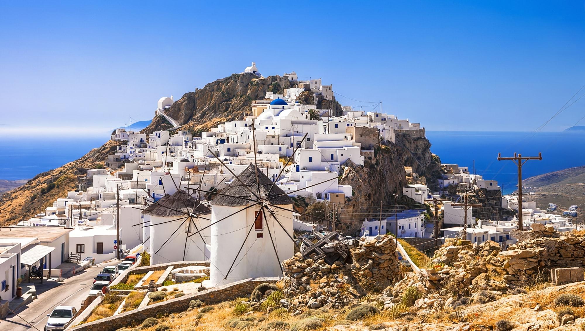 Visiter Sérifos en Grèce : que voir et que faire dans les Cyclades ?