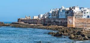 Vue d'Essaouira