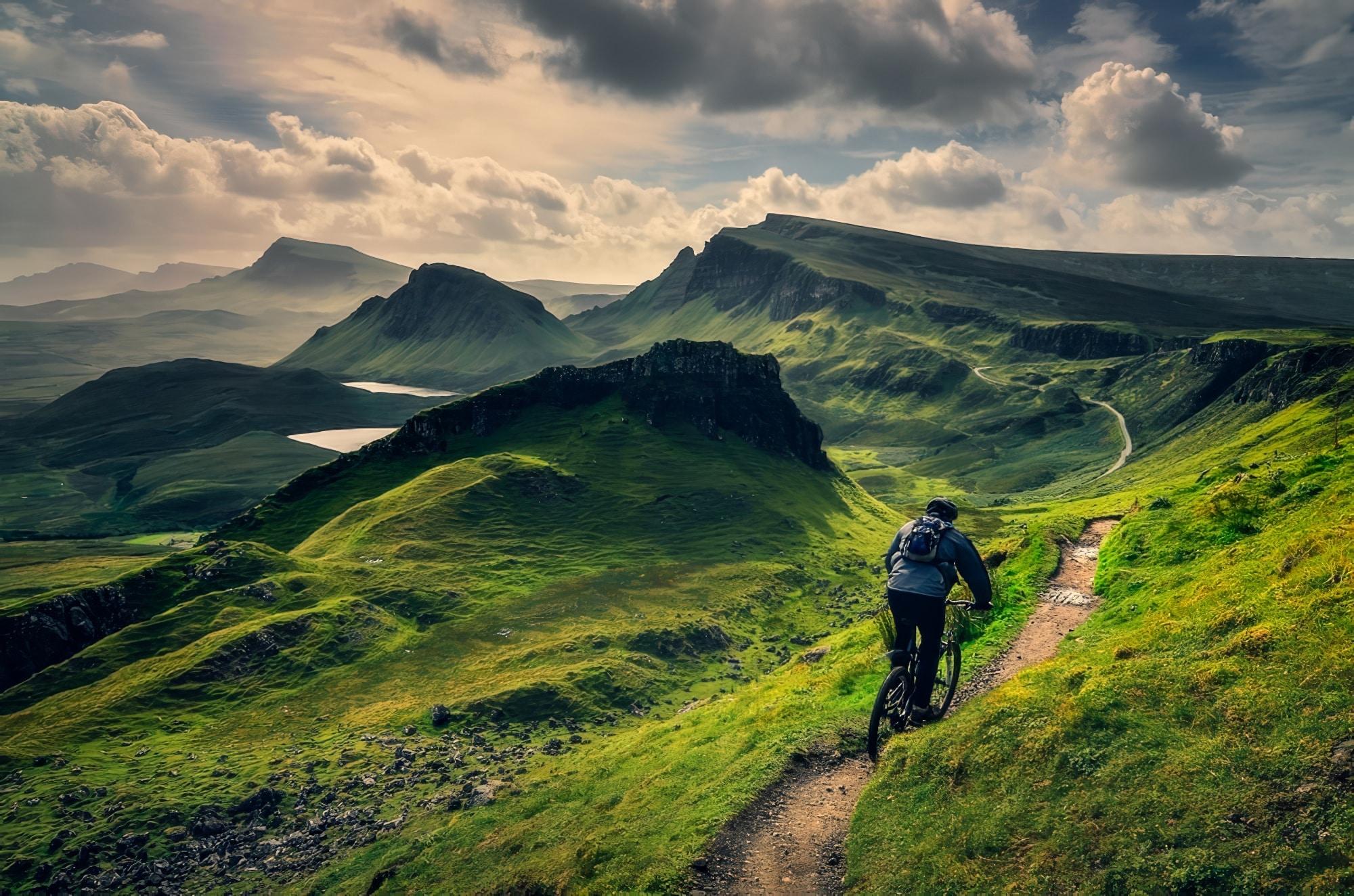 Les plus beaux itinéraires d'Europe à faire à vélo