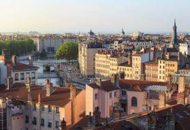 Paysage Lyon
