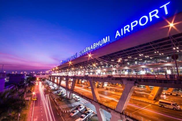 À quelle heure arriver à l'aéroport pour mon vol domestique ou international ?