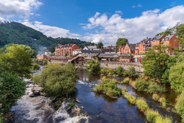 Llangollen, Pays de Galles