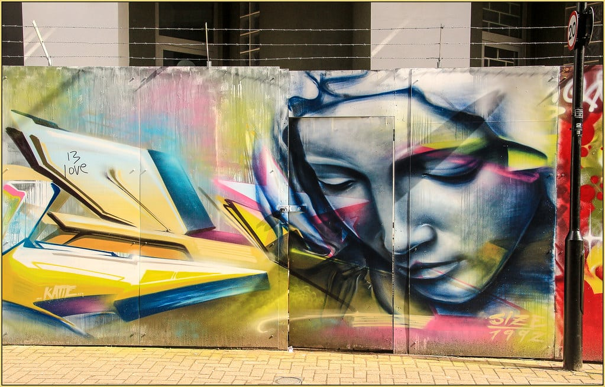 Les 7 villes d'Europe à visiter pour le street-art