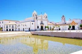 Place de Lagos à Algarve, Portugal