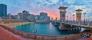 Alexandrie, Égypte