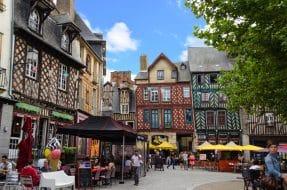 Place Sainte-Anne, Rennes