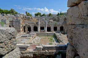 Visiter Corinthe et tout le Péloponnèse