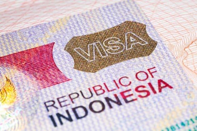 Faut-il un visa pour aller à Bali en Indonésie ?