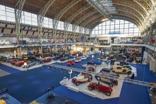 Visiter Autoworld Bruxelles