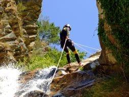 Où faire du canyoning près d'Annecy ?