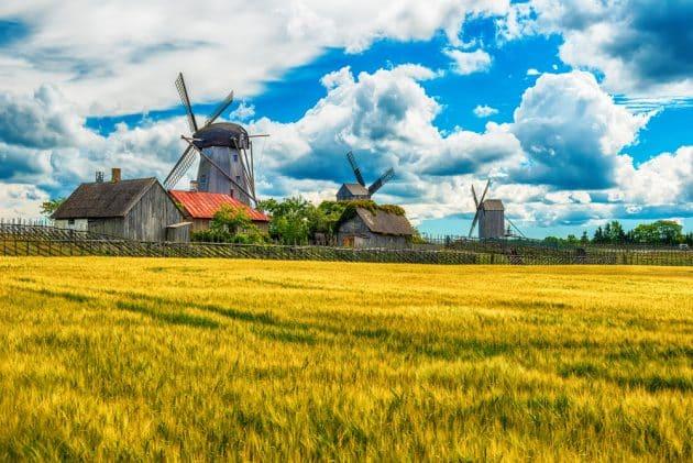 Visiter l'Estonie en camping-car