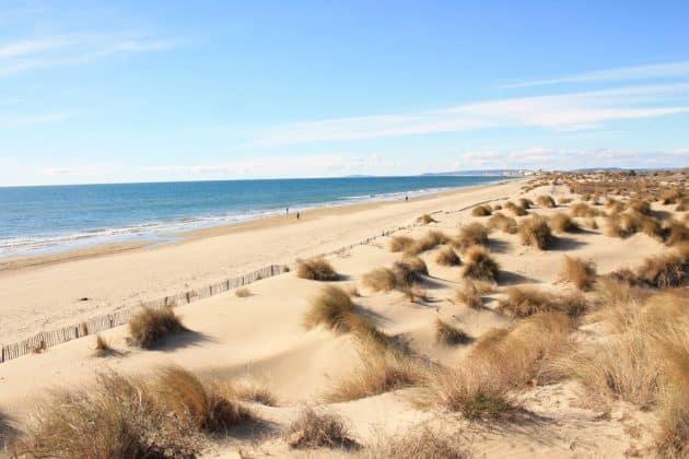 Les 6 meilleures plages de Montpellier