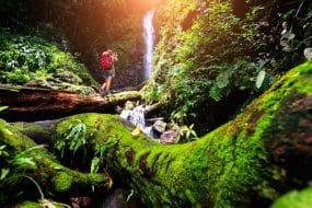 randonnée thailande