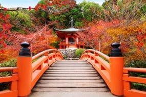 Temple de Kyoto Daigoji
