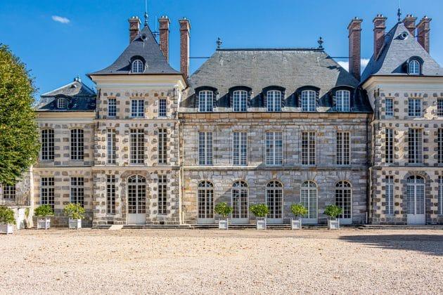 Le château de Saint-Jean de Beauregard