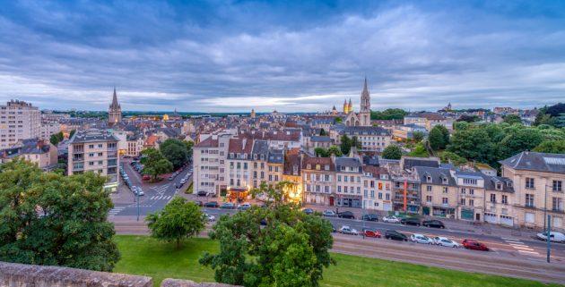 Dans quel quartier loger à Caen ?