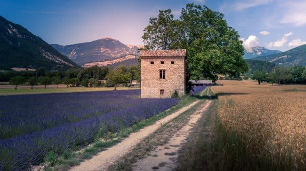Visiter la Drôme provençale en camping-car