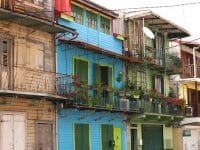 Visiter à Pointe-à-Pitre : Bâtisses à Pointe-à-Pitre