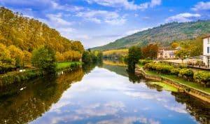 Visiter les Gorges de l'Aveyron : Saint-Antonin-Noble-Val