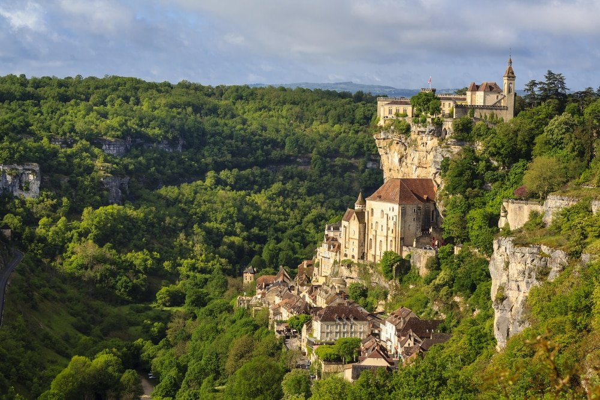 Les plus beaux villages d'Occitanie