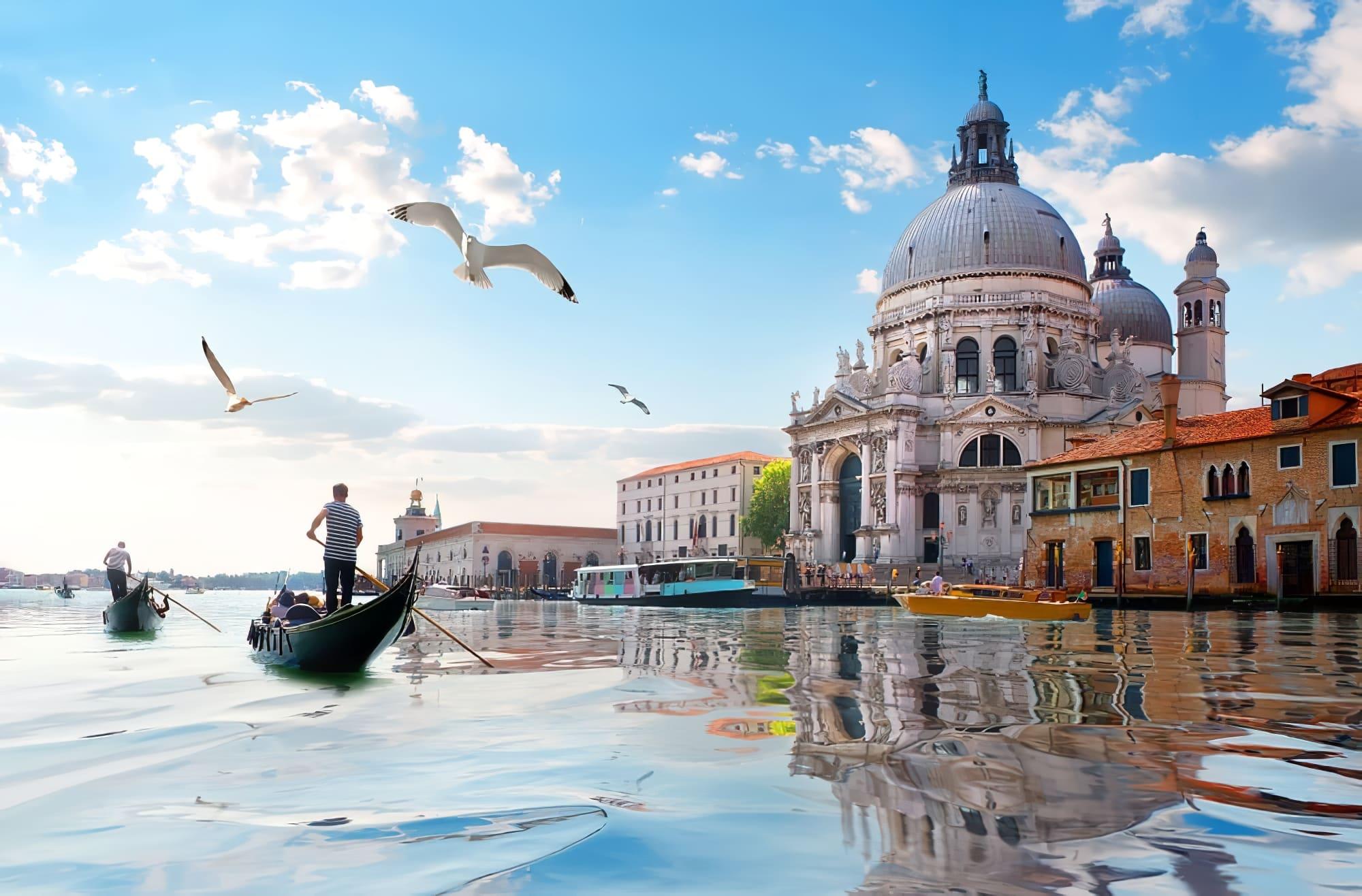 Découvrez les meilleurs itinéraires à Venise