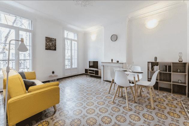 Airbnb à La Seyne-sur-Mer - Mise en avant