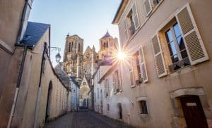 Bourges - Mise en avant