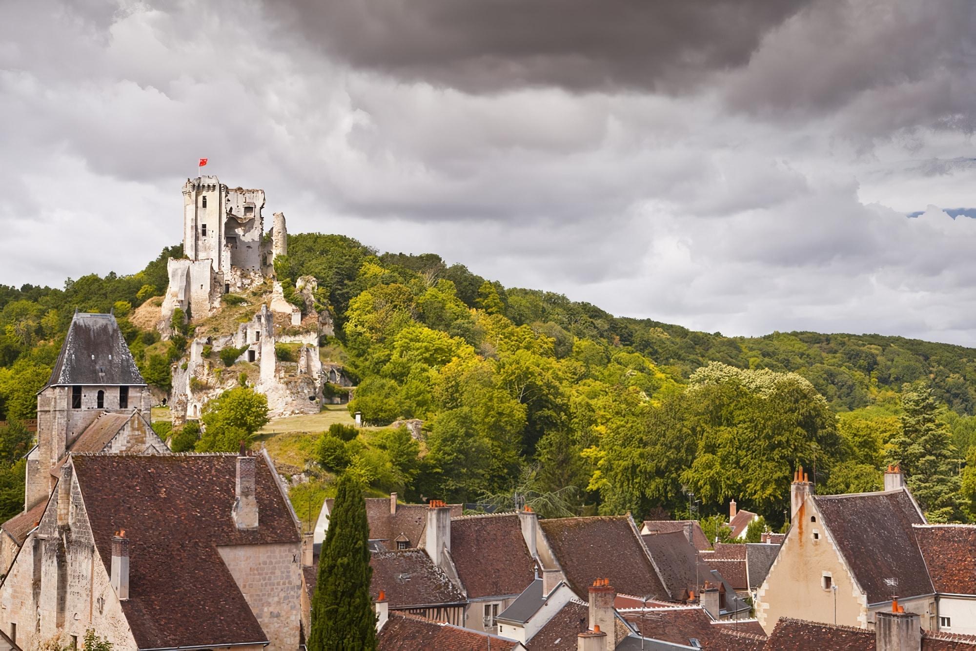 Les plus villages du Centre-Val-de-Loire