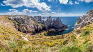 Visiter la Presqu'île de Crozon : l'île de l'Aber