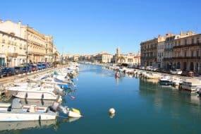 Louez un bateau à Sète