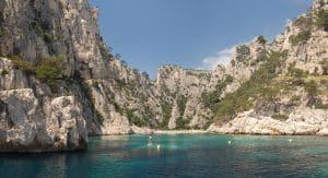 Paddle sur la Cote d'Azur