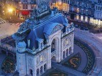 Porte de Paris à Lille