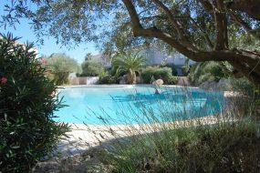Appartement piscine Valras
