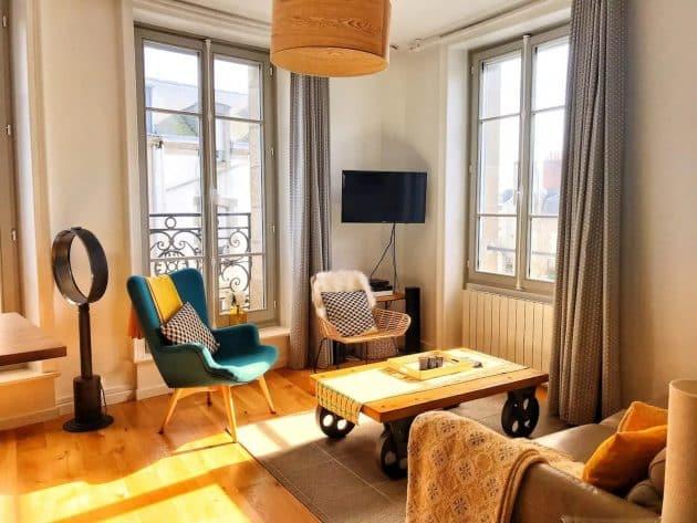 Appartement chic et cosy Vannes