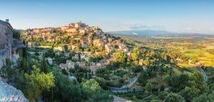 Villages de Provence Alpes Côte d'Azur