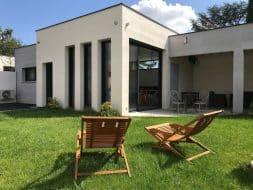 Maison contemporaine Valence