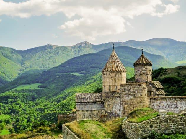 N'allez pas en Arménie