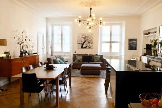 Un bel apartment volumineux et calme