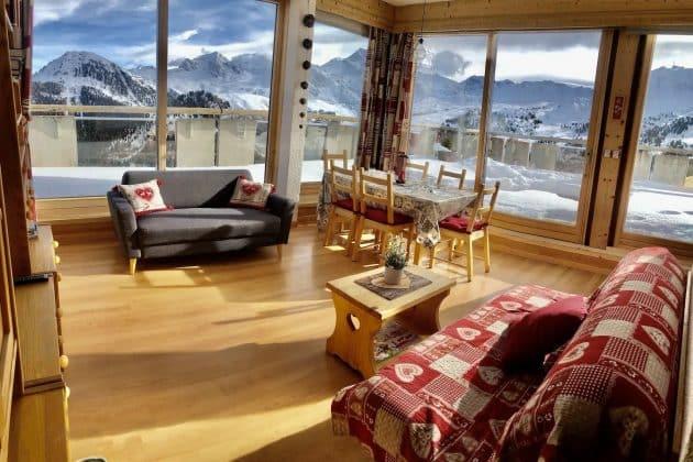 Airbnb La Plagne : les meilleures locations à La Plagne