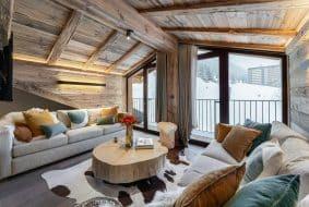 Magnifique et spacieux appartement situé en dernier étage