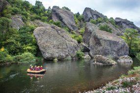 Faire du rafting en Auvergne