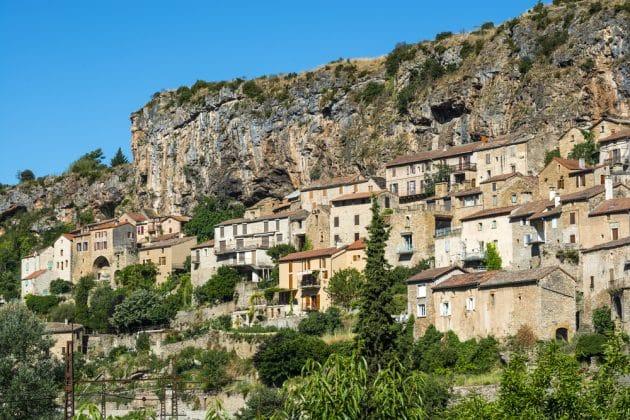 Villages d'Aveyron : Peyre