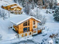 Les plus beaux chalets de Suisse