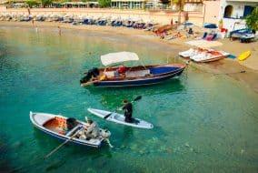 Activités outdoor Sicile : kayak
