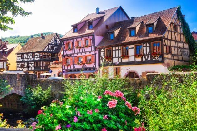 Les 12 plus beaux villages d'Alsace