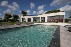 Villa de luxe avec piscine privée à Loctudy, en France