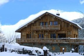 Chalet Oddiyana - Meribel Luxe 4* (Ski-in)