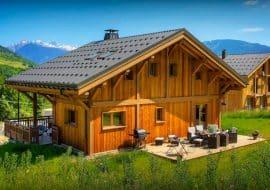 Élégant chalet à Valmorel pour 10 - sauna et terrasses - OVO Network